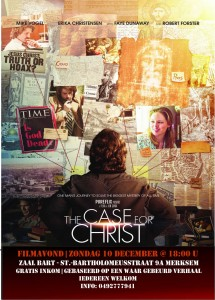 Filmavond The Case for Christ